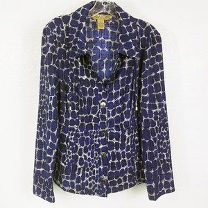 Peck & Peck Weekend Women's Wind Breaker Jacket